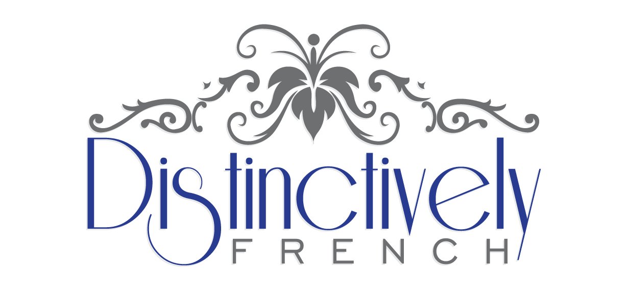 Distinctively French Logo